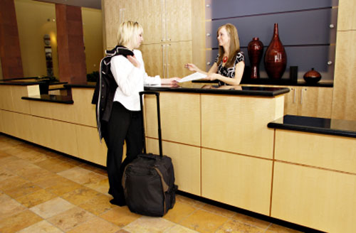 Property staff can encourage direct bookings
