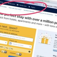 Booking.com adds flights, cars and restaurants